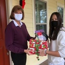 Confirmation class 2021 - Christmas Gift Boxes Service Project photo album thumbnail 4